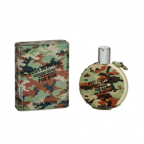 Omerta - Body survival - Eau de toilette homme - 100ml