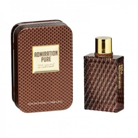 Linn Young - Admiration Pure - Parfum homme - 100ml
