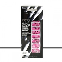 Gemey Maybelline - Stickers pour Ongles - Animal Prints 05 Fierce Snake