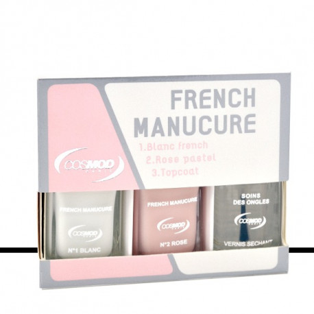 Cosmod - kit french manucure