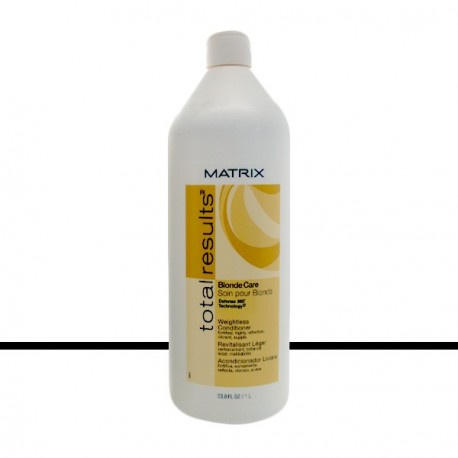 L'oreal - MATRIX - Total Results - Après-Shampooing Professionnel Blonde care - 1000ml