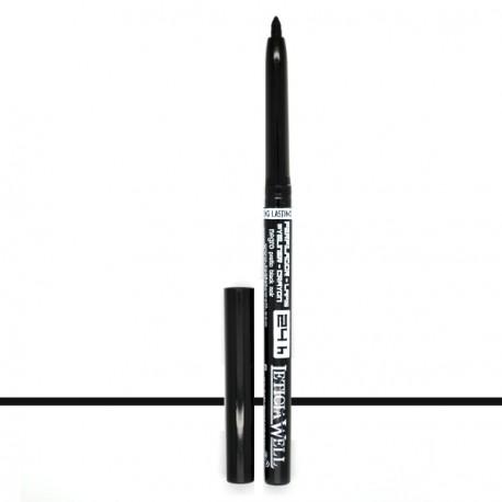 Leticia Well - Crayon Eyeliner retractable - Noir