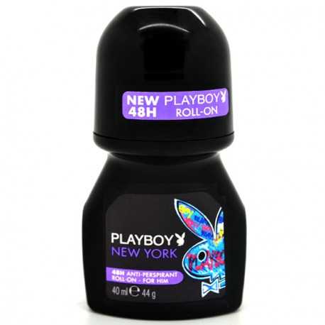 Playboy - Déodorant Roll-on Homme New York - 40ml