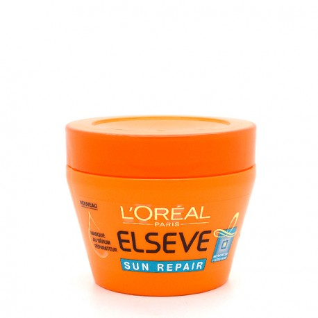 L'Oréal - Elseve Sun Repair - Masque au serum Réparateur - 300ml