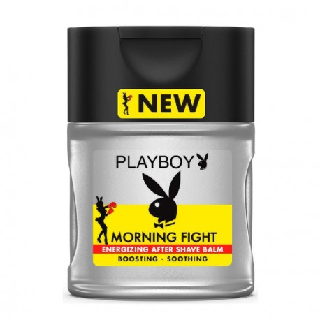 PLAYBOY - Baume Après-Rasage - Morning Fight - 100ml