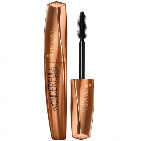 Rimmel - Mascara Wonder'Full - Black - 11ml