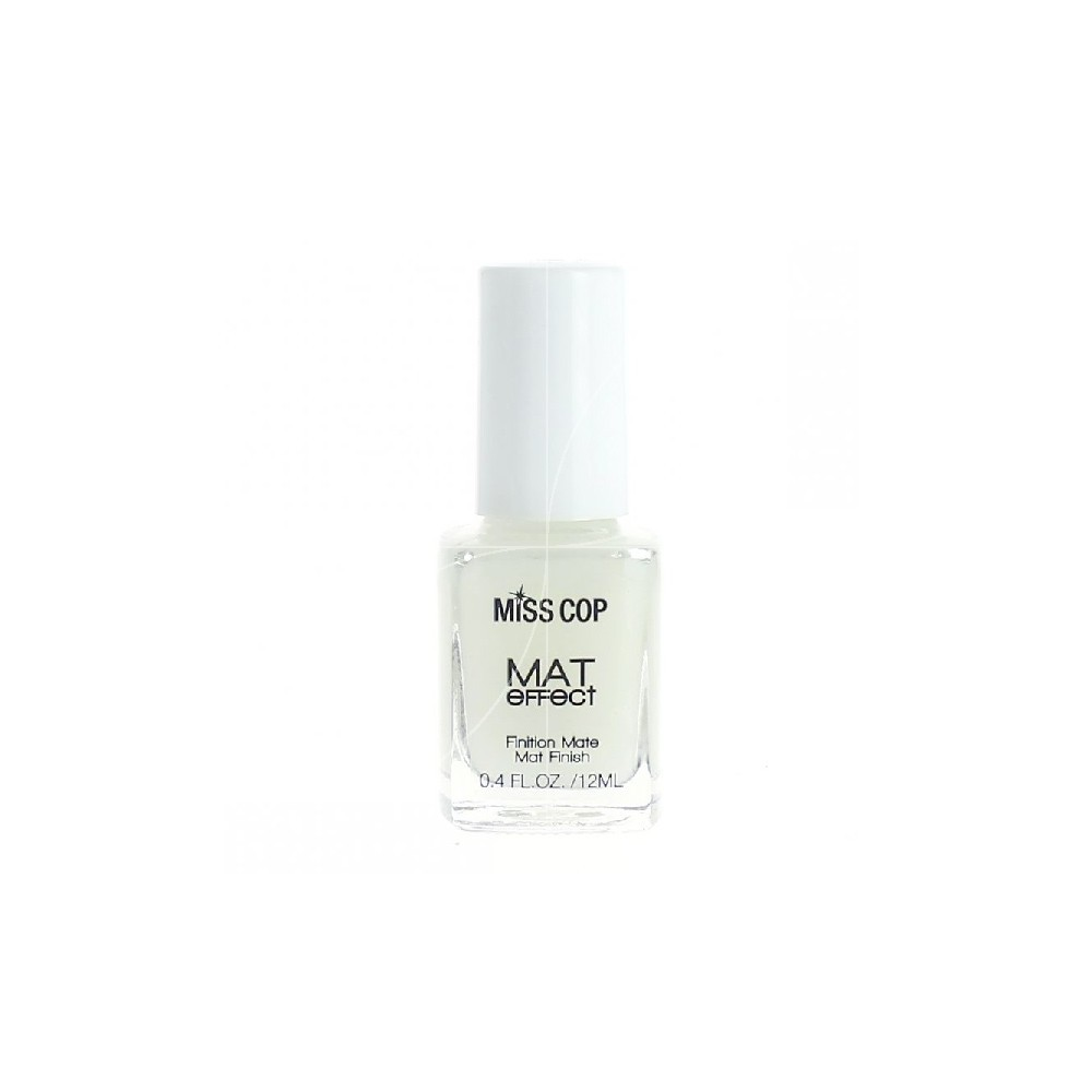 Miss cop - Top coat Matifiant - 12ml