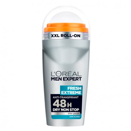 L'Oréal Men Expert - Déodorant Roll-On Fresh Extreme 48h - 50ml