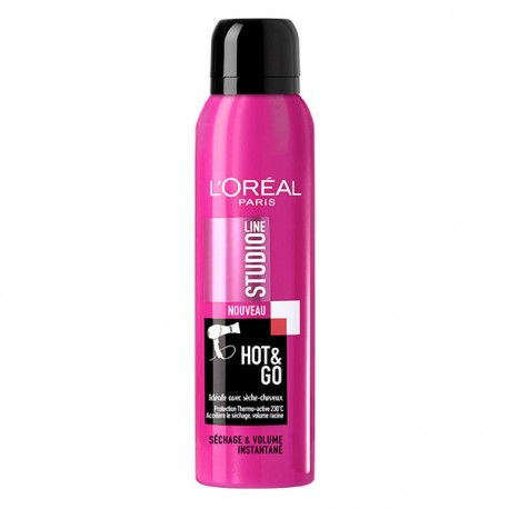 L'Oréal Studio Line - Hot & Go Spray coiffant thermo-actif - 150ml