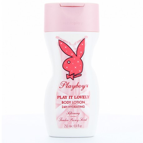 Playboy - Play It Lovely Lait Hydratant Corporel - 250ml