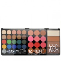 Miss Cop - Palette de Maquillage - 41 Couleurs