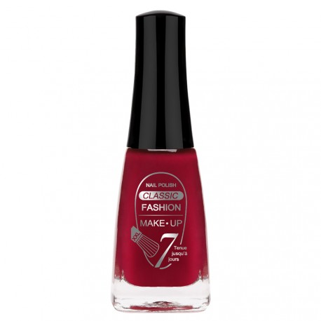 Fashion Make-Up - Vernis à ongles Classic N °118 - 11ml