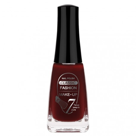 Fashion Make-Up - Vernis à ongles Classic N °120 - 11ml