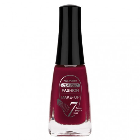 Fashion Make-Up - Vernis à ongles Classic N°124 - 11ml