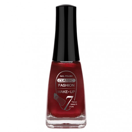 Fashion Make-Up - Vernis à ongles Classic N°123 - 11ml