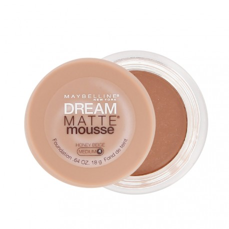 Maybelline - Dream Matte Mousse Fond de teint n°26 Honey Beige - 18ml