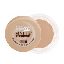 Gemey Maybelline - Dream Matte Mousse Fond de teint - Pure Beige - 18ml