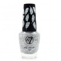 W7 - Vernis a ongles paillettes N°50 Burlesque - 15ml