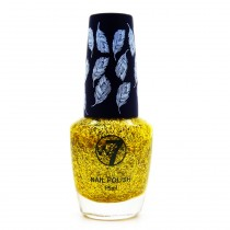 W7 - Vernis a ongles paillettes N°45 Tinsel Town