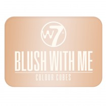 W7 - Palette Blush With Me - Honeymoon - 8.5g