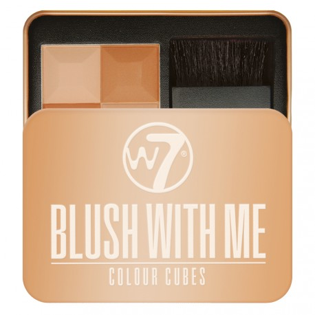W7 - Palette Blush With Me - Cassie Mac - 8.5g