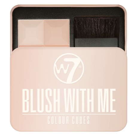 W7 - Palette Blush With Me - Getting Hitched - 8.5g