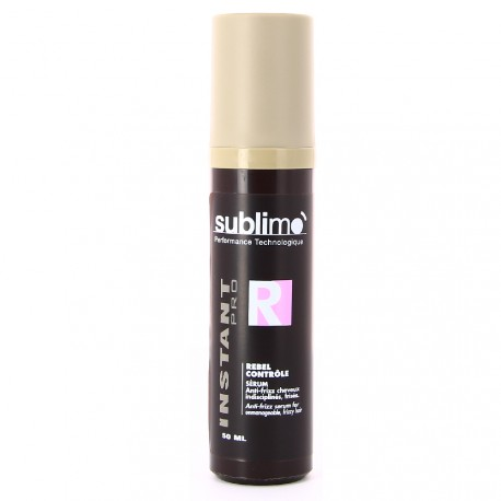 Sublimo - Rebel Contrôle - Sérum Anti Frizz - 50ml