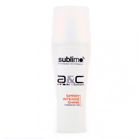 Sublimo - Art & contraste - Spray intense shine - 200ml