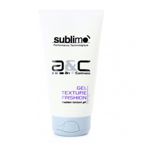 Sublimo - Art & contraste - Gel texture fashion - 150ml