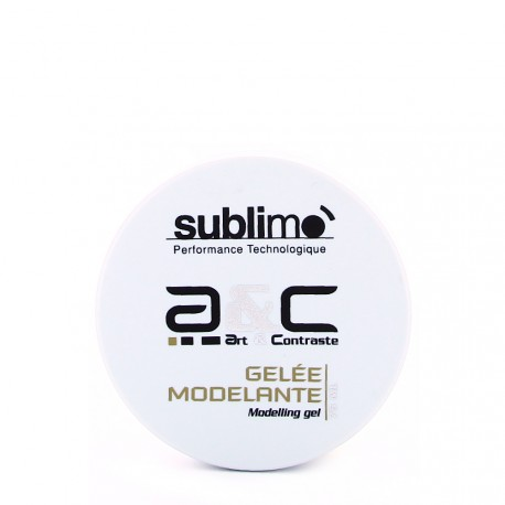 Sublimo - Art & Contraste - Gelée modelante - 75ml
