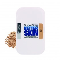 Gemey Maybelline - SuperStay Better Skin - Fond de teint poudre soin compact 040 Cannelle - 9g