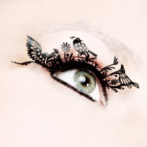 PAPERSELF - Faux cils - Bird