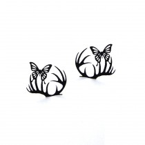 PAPERSELF - Faux cils - Small Deer & Butterfly