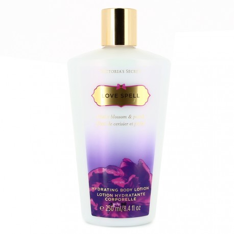 Victoria's secret - Lotion hydratante Corporelle Love Spell - 250ml
