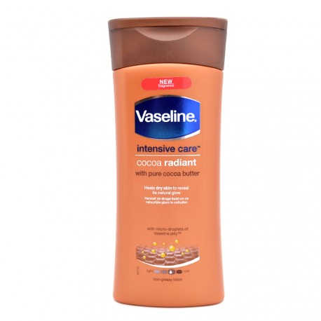 Vaseline - Intensive Care - Beurre de Cacao - 400ml