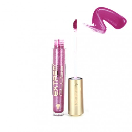 Black by Cosmod - Extrêm' Gloss Brillant N°4 Fushia Metal - 6g