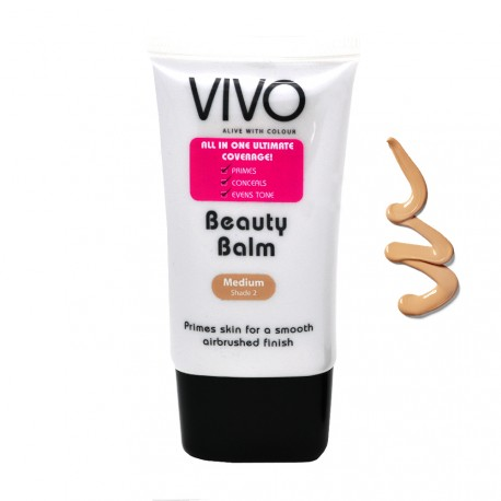 Vivo - BB Crème 02 Medium - 30ml
