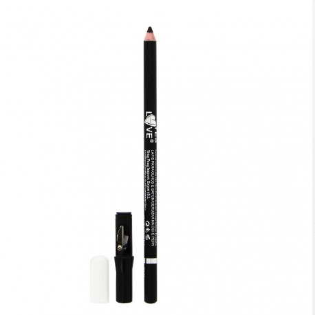 Yes Love - Crayon yeux & lèvres Noir + taille crayon