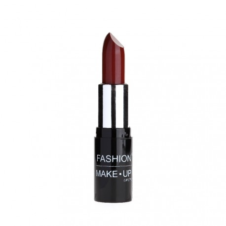 Fashion Make-Up - Rouge à lèvres 19 Marron Fonçé mat