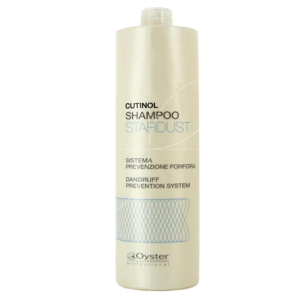 Oyster - Cutinol Stardust - Shampooing anti-pelliculaire - 1Litre