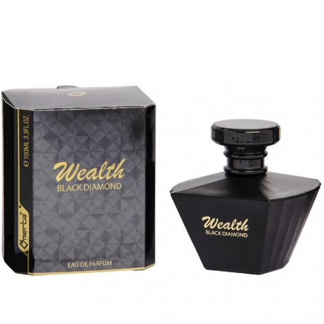 Omerta - Wealth Black Diamond - Eau de parfum femme - 100ml