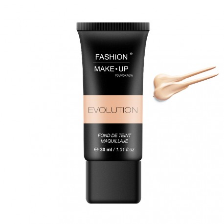 Fashion Make-Up - Fond de teint Evolution N°01 - 30ml