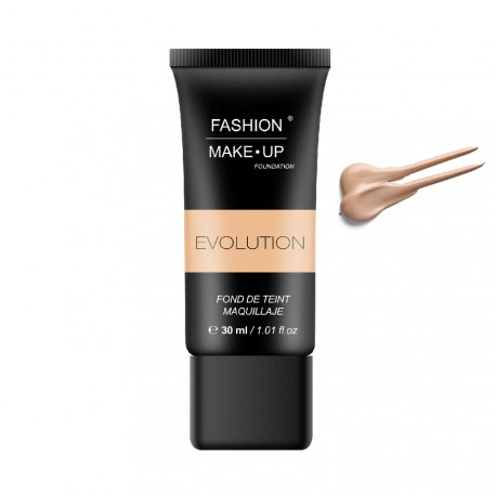 Fashion Make-Up - Fond de teint Evolution N°04 - 30ml