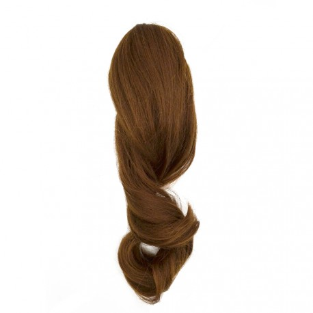 Sublim'Hair - Queue de cheval Séduction Chataîn Doré à pince- 30 cm