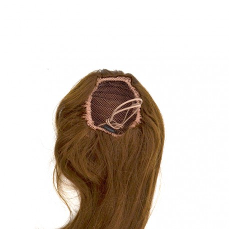 Sublim'Hair - Queue de cheval Elegance Chataîn Doré - 35 cm