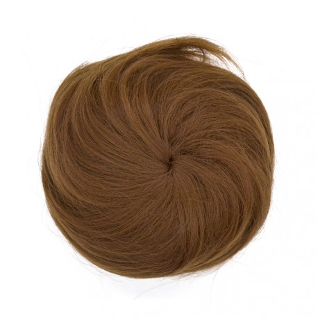 Sublim'Hair - Chignon Allure Chatain Doré