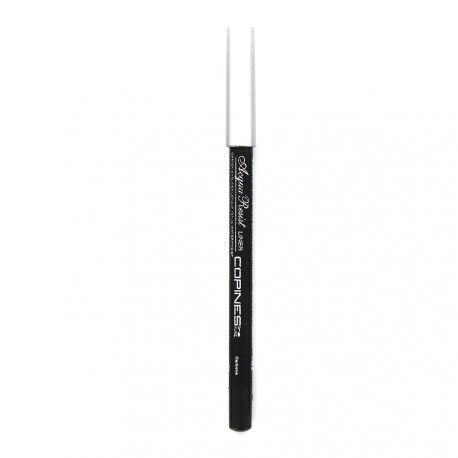 Copines Line - Crayon Acqua Resist Liner - Yeux Waterproof - Carbone
