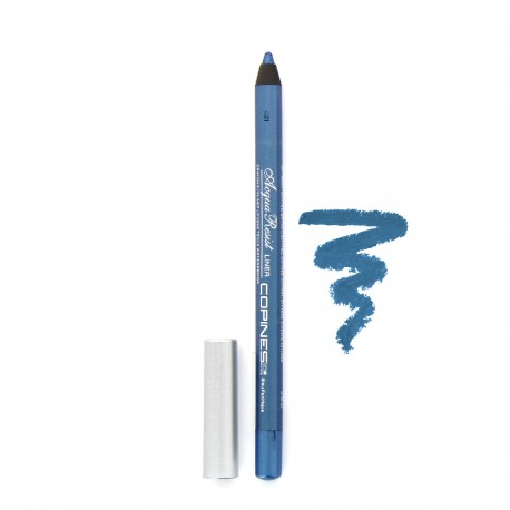 COPINES LINE - Crayon Acqua Resist Liner - Yeux Waterproof - Bleu Pacifique