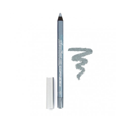 Copines Line - Crayon Acqua Resist Liner - Yeux Waterproof - 10 Argent
