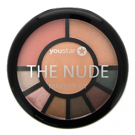 Youstar - Palette de maquillage The Nude